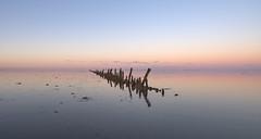 Peaceful 27 april moment... (Jan Wedema) Tags: jeeeweee koningsdag 50 janwedema groningen waddenzee waddensea waddenkust