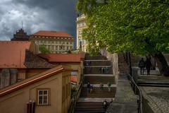 The Old Castle Stairs (Staré zámecké schody) (emptyseas) Tags: prague castle emptyseas nikon d800 czech republic starézámeckéschody