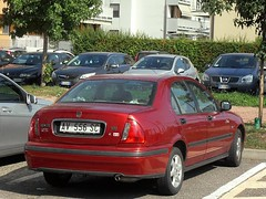 Rover 416 16v Si 1998 (LorenzoSSC) Tags: rover 416 16v si 1998