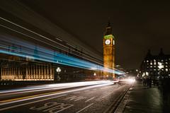 Palace of Westminster (Calvin J.) Tags: palaceofwestminster london england architecture longexposure lightstreaks canon 5dmarkiii tse24mmf35lii primelens vsco bigben