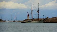 Old ship - port of Eivissa.. (Davis Davisinski) Tags: a6000 sony old ship ibiza boat sea