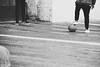 IMGP1578 (maurizio siani) Tags: napoli naples italia italy pentax k70 18135 city città mattina giorno aprile 2017 primavera campania bianco nero monocromatico monocromatica bambini ragazzi gioco calcio pallone super santos supersantos divertimento divertirsi giocare game piazza santa lucia azione scatto scattare ragazzini boy boys ragazzo giovane ragazzino bambino rigore penalty tiro tirare calciare gambe