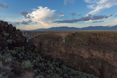 Spanning the Gorge (Ken Krach Photography) Tags: newmexico riogranderiver