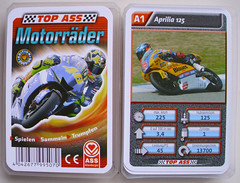 ASS 995070 Motorrder (2005-06) (Zappadong) Tags: 2005 game ass 2006 card trump cardgame quartett trumpf kartenspiel motorrder trumps spielkarten kwartet quartettspiel technikquartett zappadong ed0506 995070