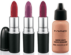 RiRi Loves MAC Collection (BeautyAlmanac) Tags: beauty makeup lipstick blush cosmetics limitededition bronzer rihanna ririlovesmaccollection rihannamac