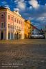 Timisoara - Union Square (Antonius Plaian) Tags: sunset romania unionsquare timisoara banat timis piataunirii temesvar asfintit uniriisquare nikond300