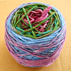 77/365:  Square Format Yarn Porn (MountainEagleCrafter) Tags: ball square yarn squareformat round day77 circleinsquare 31813 apicaday 77365 shootfirstaskquestionslater day77365 3652013 2013yip 365the2013edition pad2013365 2013internationalbeauty 18mar13 03182013