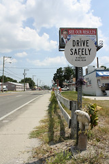 Drive Safely (Flint Foto Factory) Tags: county street city urban bar club night clouds tampa death restaurant drive bay michael spring memorial afternoon traffic florida outdoor good nolan lounge may billboard nightclub patio sidewalk memory tavern karaoke barrier times latino former seminole spinnaker friday heights lawyer sancarlos hangout hillsborough safely liarsclub 6416 2013 nfloridaave