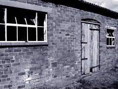 Abandoned 7 (suzanna_hughes) Tags: urban white black abandoned farmhouse landscape cottage exploration asylum denbigh urbanex