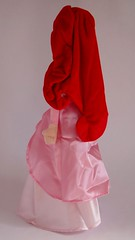 Ariel Plush Doll 21'' - Disney Store - First Look - Full Right Rear View (drj1828) Tags: new pink ariel us release plush gown disneystore firstlook personalphoto 21inch disneyprincessplushdollcollection thelittlemermaidplushcollection