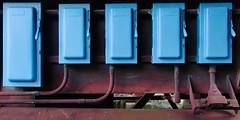 all switches off (natedregerphoto) Tags: iso200 birmingham nikon alabama f56 32mm d7000 18105mmf3556 slossfurnacesnationallandmark 48mm35mmequiv