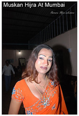 My Friends - Muskan (Husna Hijra) Tags: transgender hijra