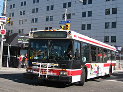 Toronto Transit Commission 7309 (YT | transport photography) Tags: new toronto bus flyer ttc transit commission d40lf