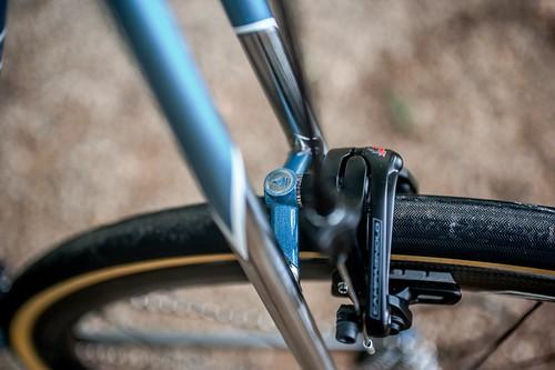 Frank's Road Bike