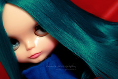 I really love her hair :-)