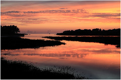 Sunset (rogermarcel) Tags: sunset seascape colors paysage rogermarcel