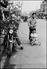 Shanghai上海1994 part4 Sichuan North Road 四川北路-190 (8hai - photography) Tags: road shanghai si north yang 上海 1994 bahai sichuan hui chuan part4 四川北路 yanghui shanghai上海1994