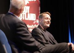 Lee Child 014 (Bloody Scotland Festival) Tags: uk festival stirling crime writer author leechild iainmclean bloodyscotland skylarkpr