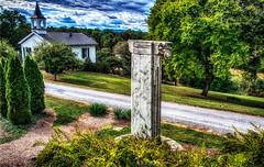 chapel in the graveyard (LynchburgVirginia ) Tags: cemetery graveyard virginia chapel lynchburg