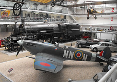 "Spitfire LF Mk.IXE (1) • <a style=""font-size:0.8em;"" href=""http://www.flickr.com/photos/81723459@N04/10149708456/"" target=""_blank"">View on Flickr</a>"
