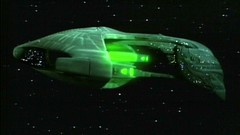 Romulan Warbird (Guardian Screen Images) Tags: show fiction trek star tv war ship space battle science class next empire scifi imperial series spaceship battleship generation cruiser episode warbird warship starship romulan the battlecruiser irw dderidex
