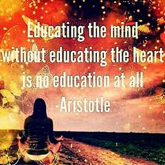 The education (joanabeatrizmartinez) Tags: philosophy frases aristotle aristoteles flickrandroidapp:filter=none