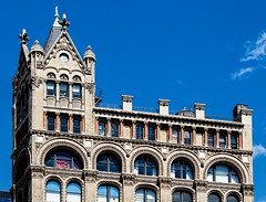 McIntyre Building (NewYorkitecture) Tags: newyorkcity manhattan midtown commercial residential romanesquerevival 1892 ladiesmile mcintyrebuilding roberthrobertson vision:beach=0734