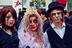 Montreal Zombie Walk 2013 (Not Your Photography) Tags: ca street portrait people sexy halloween walking dead costume blood zombie walk montreal fear snapshot inspired adorable makeup brain eat walkabout brains horror undead bloody limbs wtf moment zombies placedesarts wound scar phallus thriller zombiewalk 2013 idonteven zombieland huter instacute emount montrealzombiewalk marchedeszombies marchedeszombiesdemontreal sk8n9494 notyourphotography