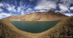 Chandratal, Himachal Pradesh (Bharat Baswani) Tags: moon lake himachal spiti pradesh chandratal chandertal lahaul