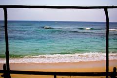 beach framing (mikatooths) Tags: beach sand nikon waves weekend getaway relaxing framing beachphotography