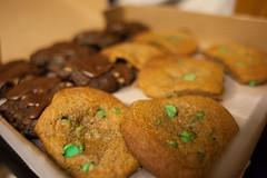 Mmm. Cookies (290/365) (scott_scheetz) Tags: cookies indiana indianauniversity iu bloomingtonindiana in project365 canonef28mmf18usm canon5dmark1 3652013 bakedofbloomington adobelightroom43 365the2013edition