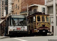 Generations (jukkarothlauronen) Tags: sanfrancisco california usa bus chinatown