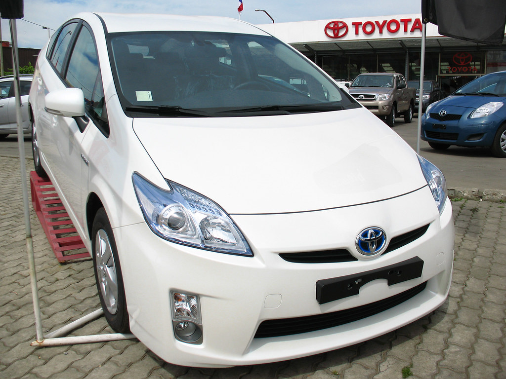 Toyota Prius 2010 by RL GNZLZ, on Flickr