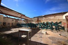 (o texano) Tags: galveston abandoned graffiti texas decay vague bk suspect smok urbex stk nfm heems