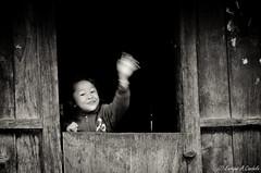 Námaste! (Explore) (hunter of moments) Tags: city travel viaje nepal light people white black art blanco luz rural way reflex nikon retrato negro pueblo ciudad niña explore mirada antiguo justicia reflejos namaste miradas d7000 potd:country=es