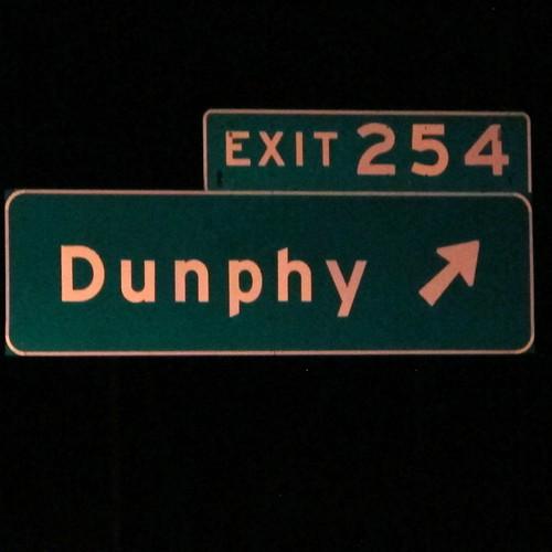 Nevada: Yeah, Dunphy!