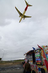 Ice cream van at the airport (Indigo Skies Photography) Tag