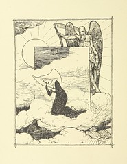 """British Library digitised image from page 88 of """"Fate in Arcadia; and other poems ... With illustrations by the author"""""""