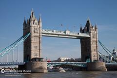 Tower Bridge (Joseph Ho-wing Cheung) Tags: london towerbridge