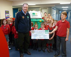 Wilthorpe Primary School Barnsley - Cheque Presentation to ShelterBox Philippines Typhoon Haiyan Appeal (woodytyke) Tags: charity ri school green club project big box district south yorkshire scout tent architectural stephen relief architect event aid disaster service build limited fundraising services rotary partners barnsley woodcock 1220 nuttall 1270 nyp rockley shelterbox ribi yarwood dodworth sercices