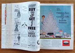 Better Homes & Gardens (bindlegrim) Tags: christmas homes modern magazine print holidays crafts seasonal creative retro homemade 1950s ideas 1959 publication midcentury betterhomesandgardens
