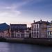 https://www.twin-loc.fr Lever de soleil sur Ciboure et La Rhune - Sunrise on Ciboure and La Rhune - Euskadi Pays Basque - Image Photo Photography www.supercar-roadtrip.fr