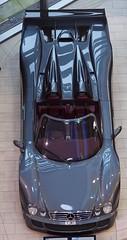 Mercedes Benz CLK GTR Roadster (Hammerhead27) Tags: auto show car mercedes benz technology view display unique voiture safety roadster gtr clk brooklands mercedesbenzworld