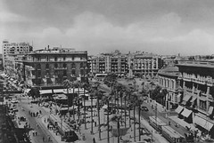 02_Alexandria - Ramleh Streetcar Station (usbpanasonic) Tags: alexandria mediterranean egypt egypte  egyptians alexandrie metropolehotel egyptiens ioriopalacehotel ramlehstreetcarstation