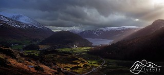 Thirlmere from High Rigg