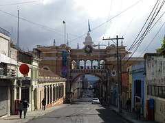 Guatemala City, Guatemala, January 2014