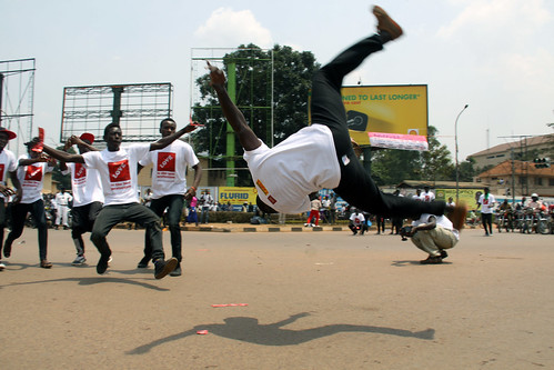 International Condom Day 2014: Uganda