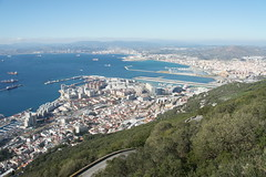 Gibraltar, United Kingdom, January 2014