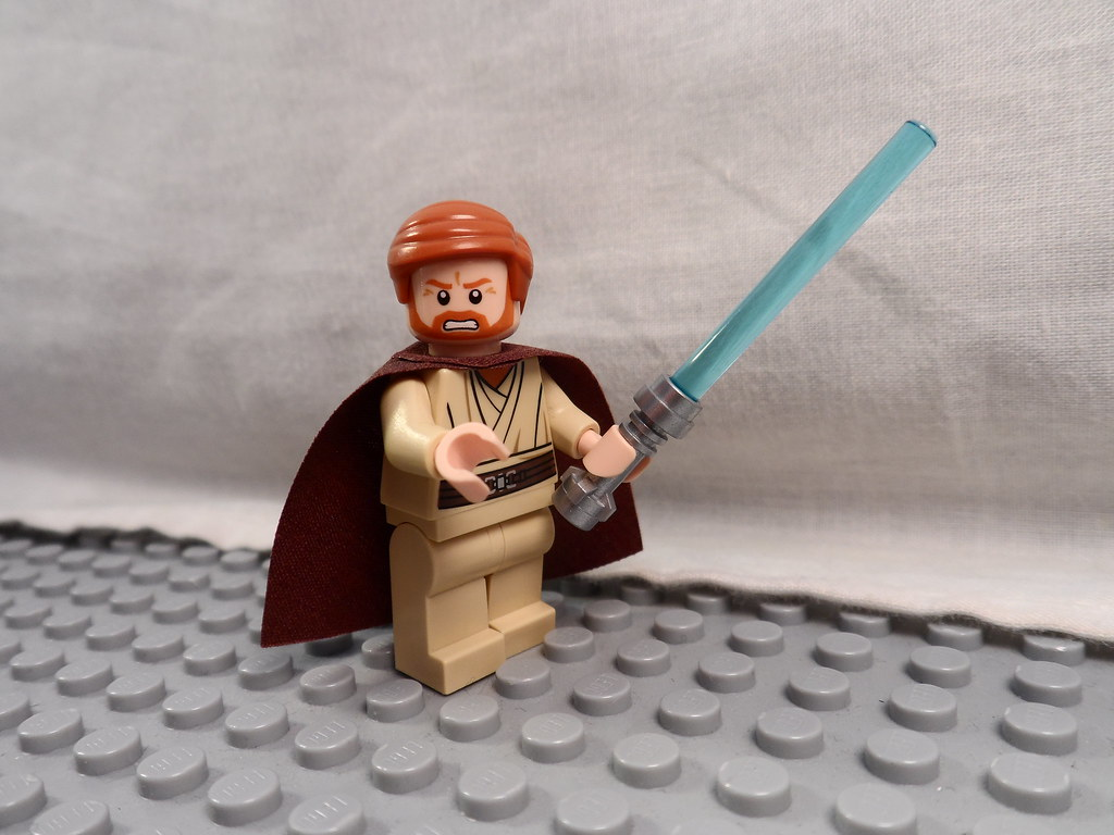 General kenobi fithboy tags trooper john star war gun lego rifle obi lightsaber