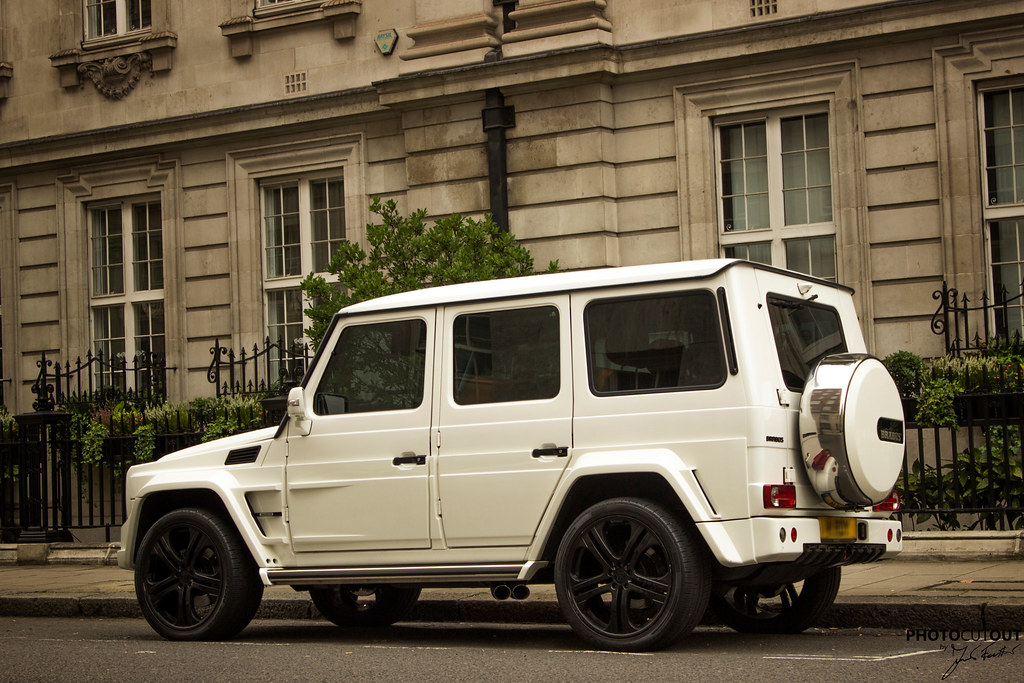 The world 39 s best photos of g and widestar flickr hive mind for Mercedes benz g wagon v12